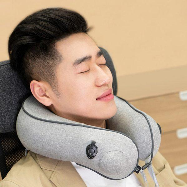 Xiaomi Ardor Massage Neck Pillow Grey-2