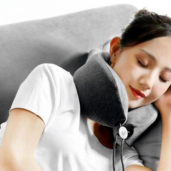 Xiaomi Ardor Massage Neck Pillow Grey-3