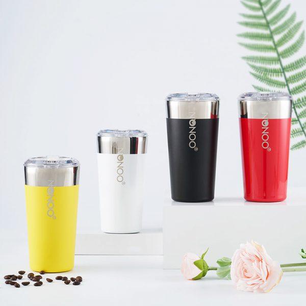 Xiaomi NONOO Coffee Cup 580ml Yellow-3