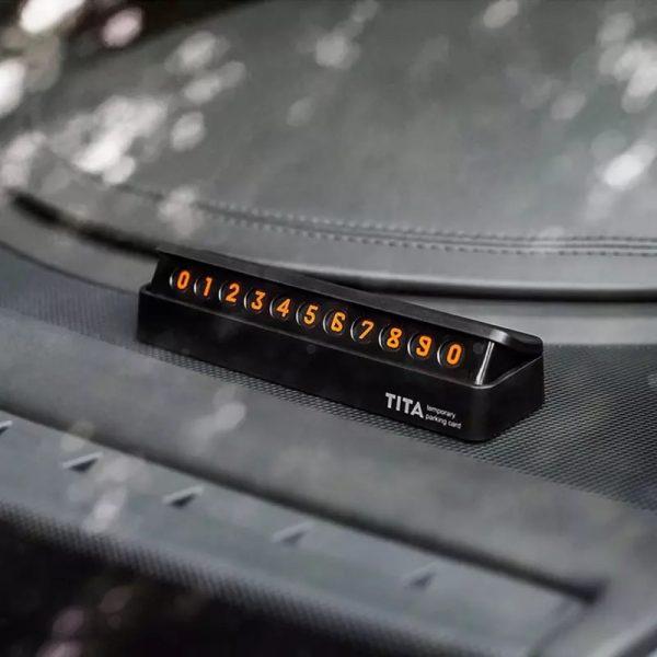 Xiaomi TITA (black) -3