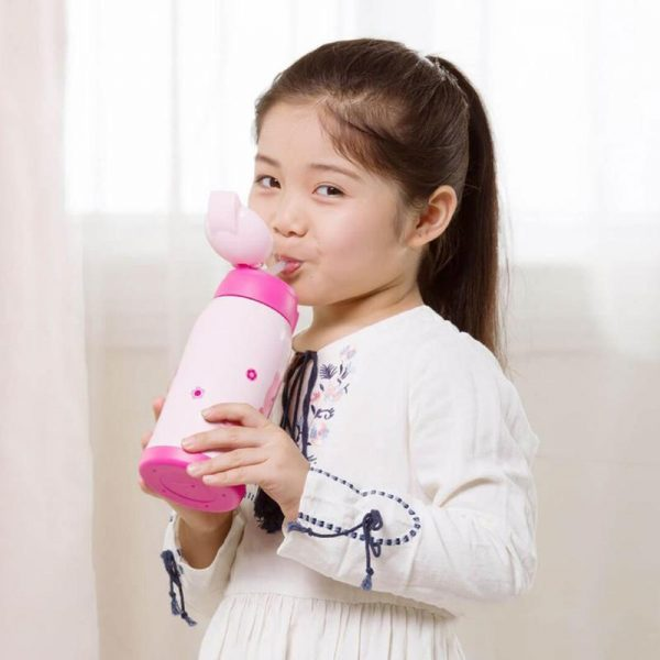 Xiaomi Viomi Children Vacuum Flask 590ml Pink-2