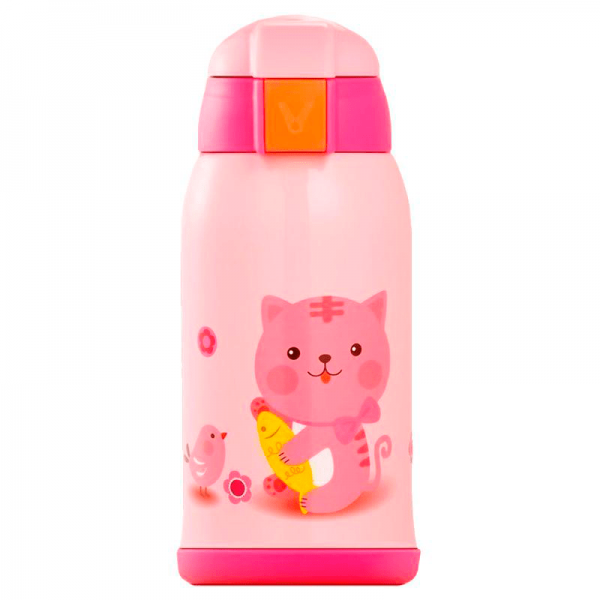 Xiaomi Viomi Children Vacuum Flask 590ml Pink