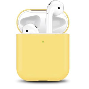 Apple Airpods 2 Желтый матовый