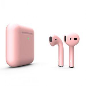 Apple Airpods 2 Розовый матовый