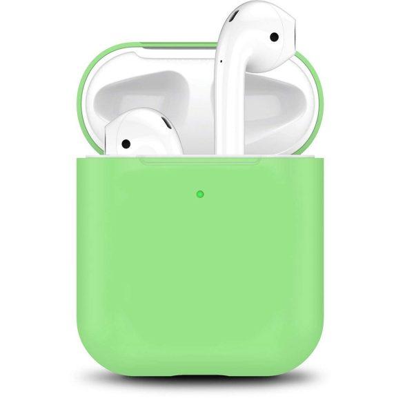 Apple Airpods 2 Салатовый матовый2