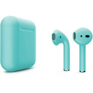 Apple Airpods 2 Тифани глянец