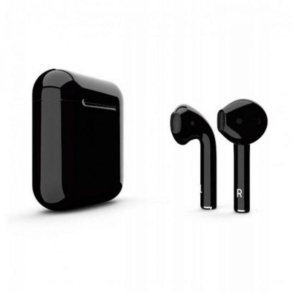 Apple Airpods 2 Черный глянец