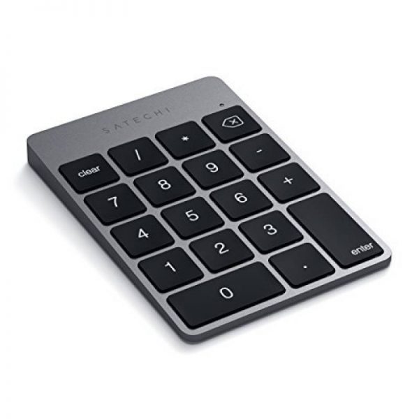 Apple Keyboard with Numeric Keypad Black Рст2