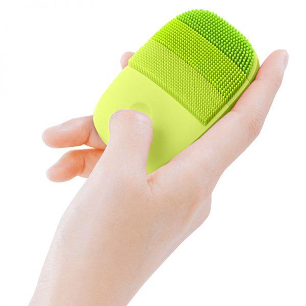 Аппарат для ультразвуковой чистки лица Xiaomi Green2