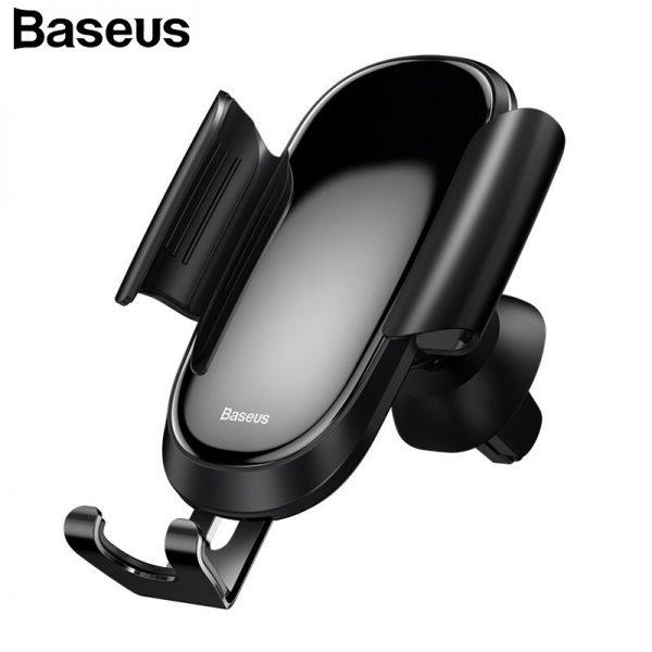 Автодержатель Baseus WL01 черный-1