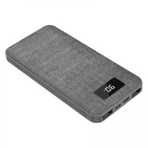 HOCO J47 PD+QC 3.0-10000mAh Gray