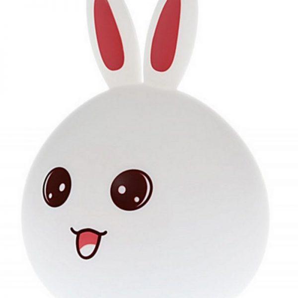 Ночник 3D Bunny (силикон) ААА0