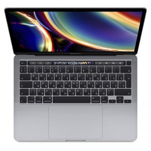 "Ноутбук Apple MacBook Pro 13"" Core i5 2 ГГц, 16 ГБ, 512ГБ SSD, Iris Plus 645, Touch Bar, Space gray (серый космос) (MWP42)-1"