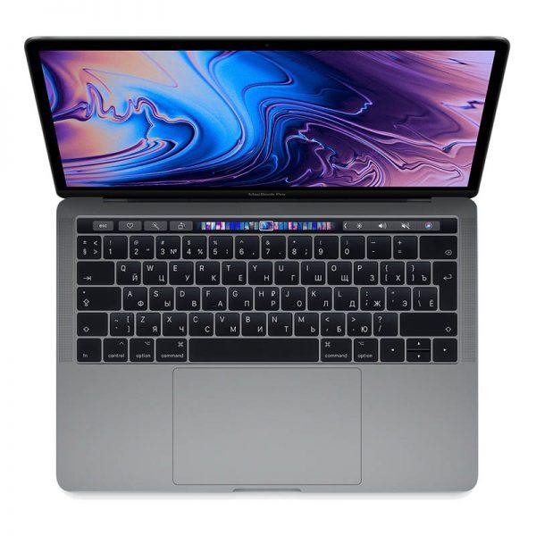Ноутбук Apple MacBook Pro 13 (MV962) Touch Bar / i5 Quad (2.4) / 8Gb / 256GB SSD / Iris Plus 655 Space Gray (серый космос) - 1