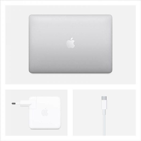 "Ноутбук Apple MacBook Pro 13"" QC i5 2 ГГц, 16 ГБ, 1ТБ SSD, Iris Plus, Touch Bar, Silver (серебристый) (MWP82)-5"