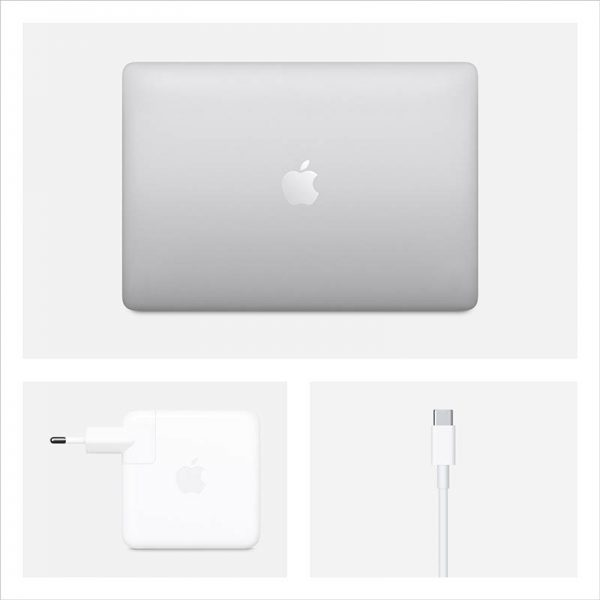 "Ноутбук Apple MacBook Pro 13"" QC i5 2 ГГц, 16 ГБ, 512 ГБ SSD, Iris Plus, Touch Bar, Silver (серебристый) (MWP72)-5"
