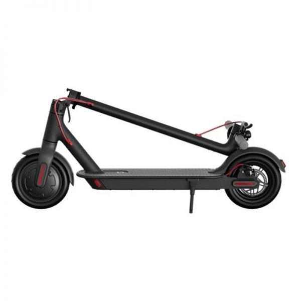 Электросамокат Xiaomi Mi Electric Scooter 1S Black (черный) - 4