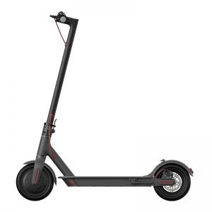 Электросамокат Xiaomi Mi Electric Scooter 1S Black (черный)