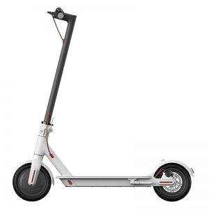 Электросамокат Xiaomi Mi Electric Scooter 1S White (белый)Электросамокат Xiaomi Mi Electric Scooter 1S White (белый)