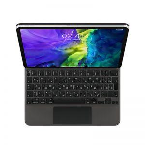 Клавиатура Magic Keyboard для iPad Pro 11 дюймов (2‑го поколения), русская раскладка