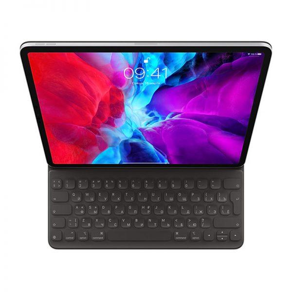 Клавиатура Smart Keyboard Folio для iPad Pro 12,9 дюйма (4-го поколения), русская раскладка
