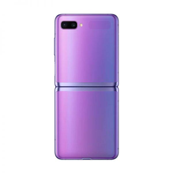 Мобильный телефон Samsung Galaxy Z Flip Purple (Сияющий аметист)-2