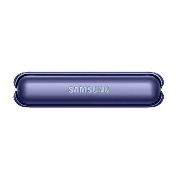 Мобильный телефон Samsung Galaxy Z Flip Purple (Сияющий аметист)-7