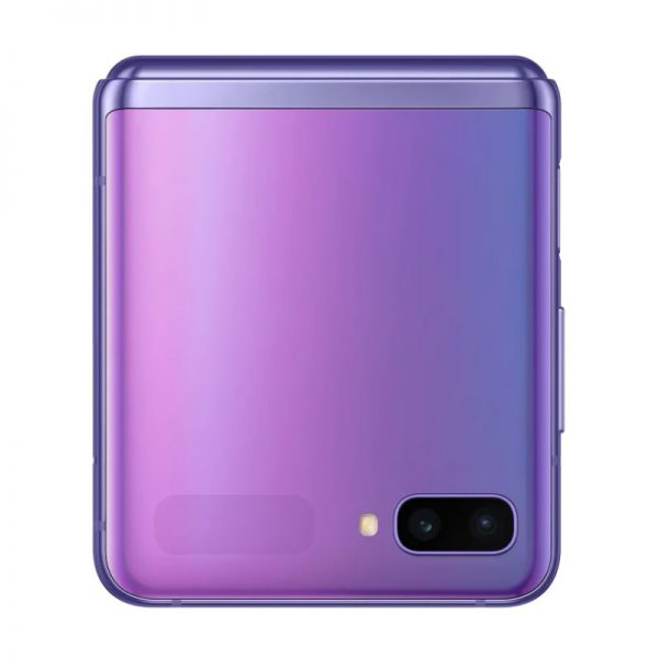 Мобильный телефон Samsung Galaxy Z Flip Purple (Сияющий аметист)-6