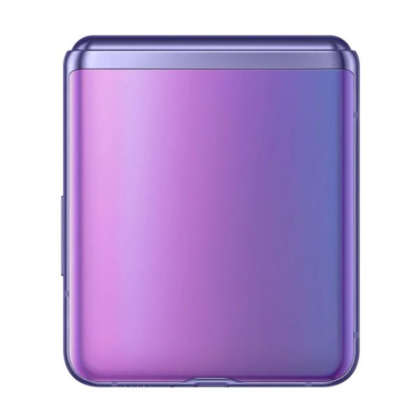 Мобильный телефон Samsung Galaxy Z Flip Purple (Сияющий аметист)-5