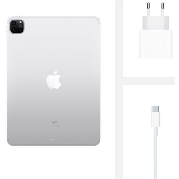 Планшет Apple iPad Pro 11 (2020) 1Tb Wi-Fi + Cellular Silver (серебристый)-1