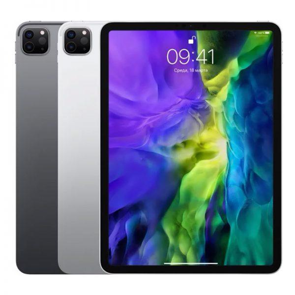 Планшет Apple iPad Pro 11 (2020) 512Gb Wi-Fi Space gray (серый космос)-5