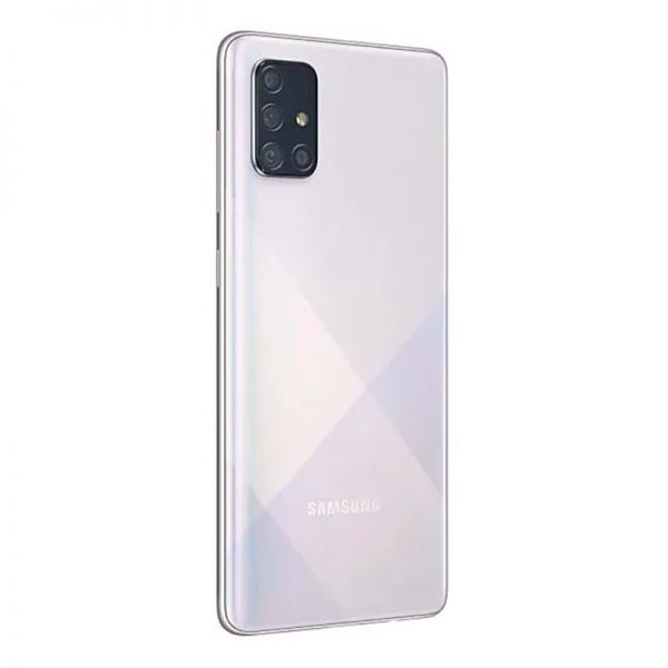 Samsung Galaxy A71 6/128GB Silver (серебряный)-4