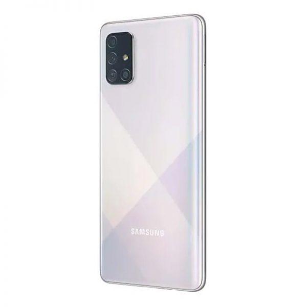Samsung Galaxy A71 6/128GB Silver (серебряный)-6