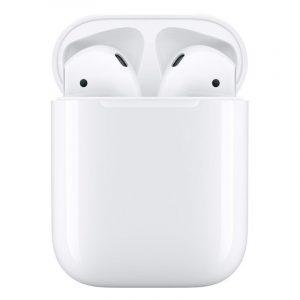 Беспроводные наушники Apple AirPods 2 (белый) MV7N2