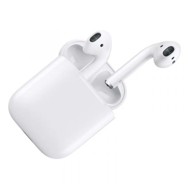 Беспроводные наушники Apple AirPods 2 (белый) MV7N2-7