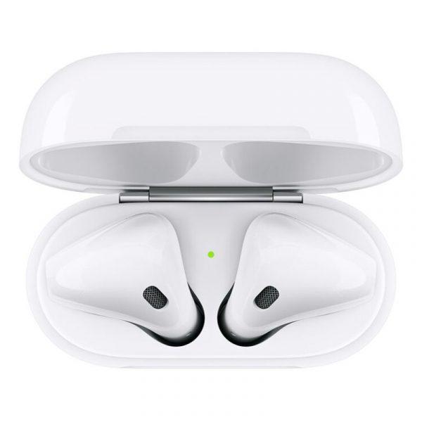 Беспроводные наушники Apple AirPods 2 (белый) MV7N2-3