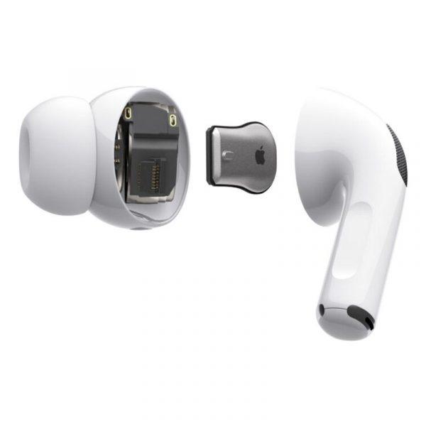 Беспроводные наушники Apple AirPods Pro (Аирподс Про)-4