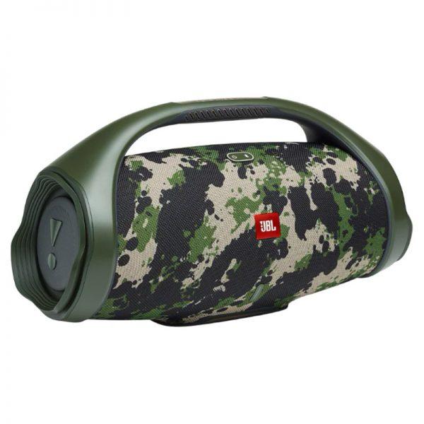 Портативная акустика JBL Boombox 2 Squad (камуфляж) - 10