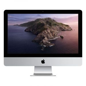 "Моноблок Apple iMac 21,5"" Retina 4K, 6 Core i5 3 ГГц, 8 ГБ, 1 ТБ FD, AMD Radeon Pro 560X (MRT42)"