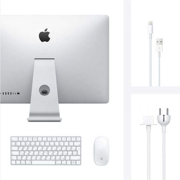 "Моноблок Apple iMac 27"" Retina 5K, 6C i5 3.1 ГГц, 8 ГБ, 256 ГБ, AMD Radeon Pro 5300 (MXWT2)-5"