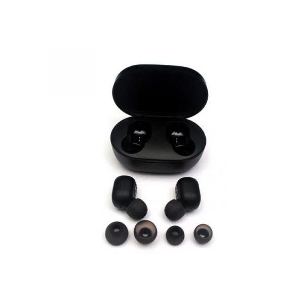 Наушники беспроводные Xiaomi Redmi AirDots S 2020 (черные)-4