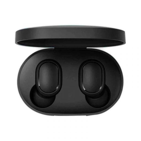 Наушники беспроводные Xiaomi Redmi AirDots S 2020 (черные)-2