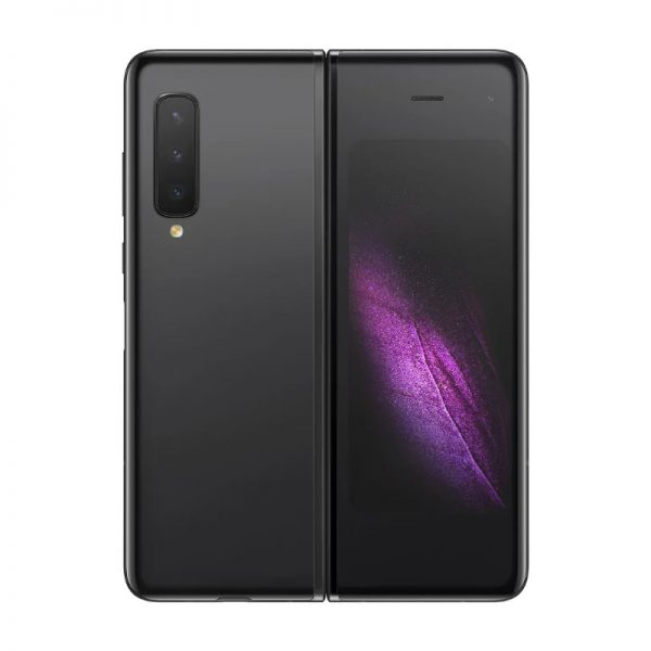 Смартфон Samsung Galaxy Fold Black (черный)-6