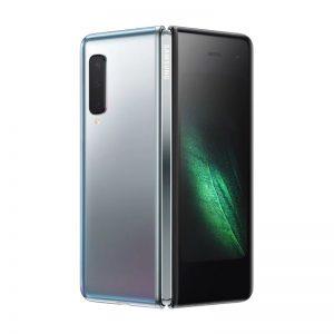 Смартфон Samsung Galaxy Fold Silver (серебристый)