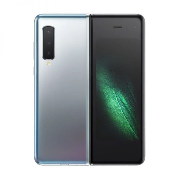 Смартфон Samsung Galaxy Fold Silver (серебристый)-6
