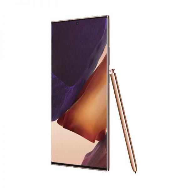 Смартфон Samsung Galaxy Note 20 Ultra 8/256GB (бронза)-4