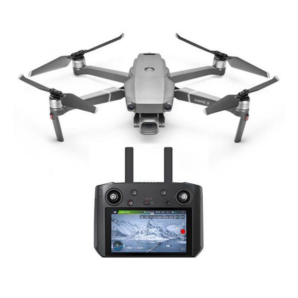 Квадрокоптер DJI Mavic 2 Pro + Smart Controller