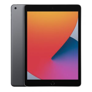 Планшет Apple iPad (2020) 128Gb Wi-Fi + Cellular Cерый космос (MYML2)