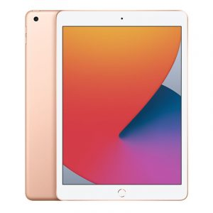 Планшет Apple iPad (2020) 128Gb Wi-Fi + Cellular Золотой (MYMN2)