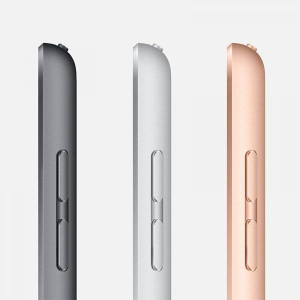 Планшет Apple iPad (2020) 128Gb Wi-Fi Золотой (MYLF2) - 4